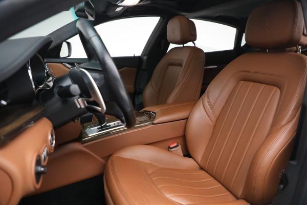 Used 2015 Maserati Quattroporte S Q4 for sale Call for price at Pagani of Greenwich in Greenwich CT 06830 13