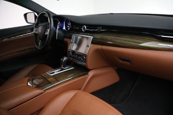 Used 2015 Maserati Quattroporte S Q4 for sale Call for price at Pagani of Greenwich in Greenwich CT 06830 19