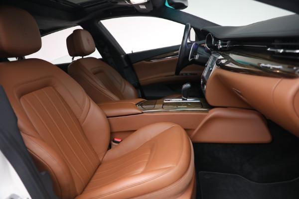 Used 2015 Maserati Quattroporte S Q4 for sale Call for price at Pagani of Greenwich in Greenwich CT 06830 20