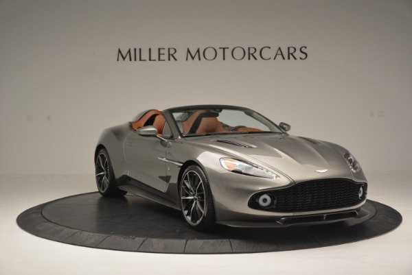 Used 2018 Aston Martin Zagato Speedster Convertible for sale Sold at Pagani of Greenwich in Greenwich CT 06830 11