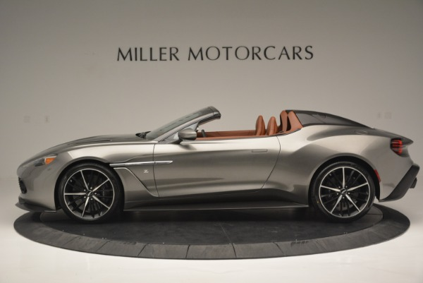 Used 2018 Aston Martin Zagato Speedster Convertible for sale Sold at Pagani of Greenwich in Greenwich CT 06830 3