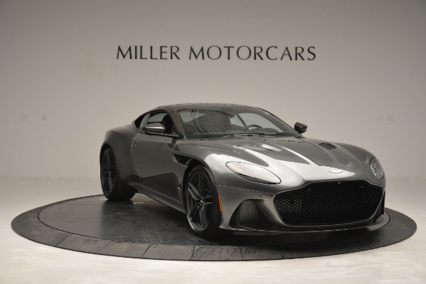 Used 2019 Aston Martin DBS Superleggera Coupe for sale Sold at Pagani of Greenwich in Greenwich CT 06830 11