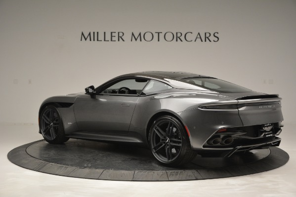 Used 2019 Aston Martin DBS Superleggera Coupe for sale Sold at Pagani of Greenwich in Greenwich CT 06830 4