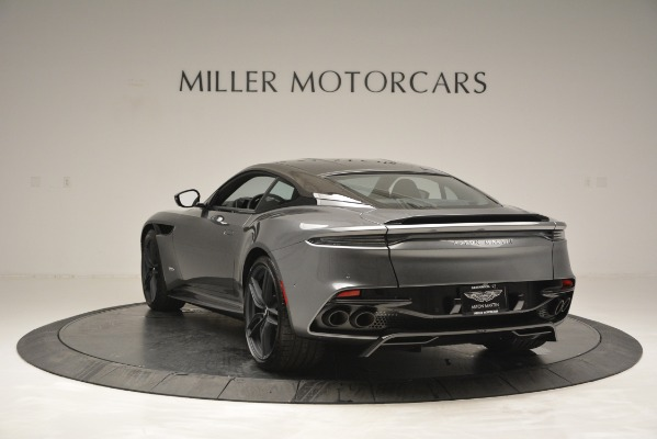 Used 2019 Aston Martin DBS Superleggera Coupe for sale Sold at Pagani of Greenwich in Greenwich CT 06830 5