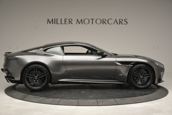 Used 2019 Aston Martin DBS Superleggera Coupe for sale Sold at Pagani of Greenwich in Greenwich CT 06830 9