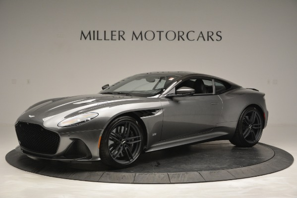 Used 2019 Aston Martin DBS Superleggera Coupe for sale Sold at Pagani of Greenwich in Greenwich CT 06830 1