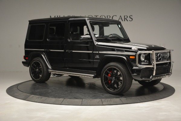 Used 2016 Mercedes-Benz G-Class AMG G 65 for sale Sold at Pagani of Greenwich in Greenwich CT 06830 10