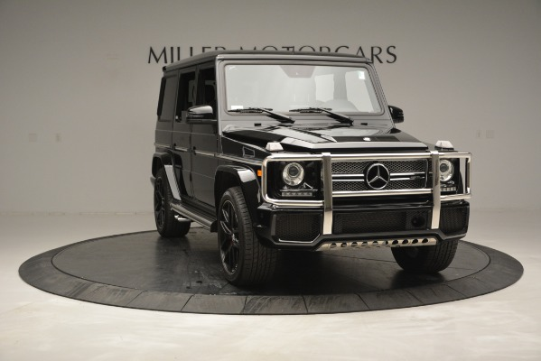 Used 2016 Mercedes-Benz G-Class AMG G 65 for sale Sold at Pagani of Greenwich in Greenwich CT 06830 11