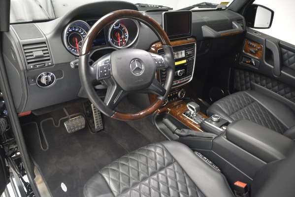 Used 2016 Mercedes-Benz G-Class AMG G 65 for sale Sold at Pagani of Greenwich in Greenwich CT 06830 14