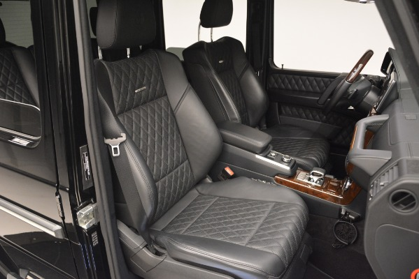 Used 2016 Mercedes-Benz G-Class AMG G 65 for sale Sold at Pagani of Greenwich in Greenwich CT 06830 23
