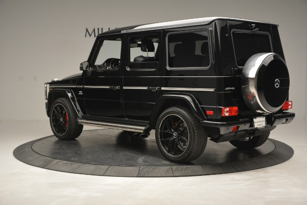 Used 2016 Mercedes-Benz G-Class AMG G 65 for sale Sold at Pagani of Greenwich in Greenwich CT 06830 4