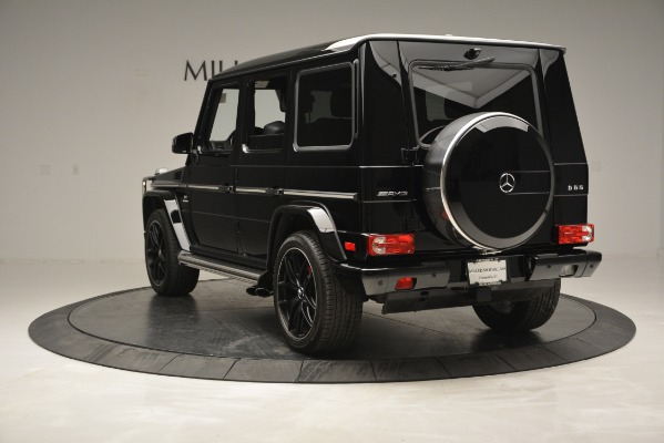 Used 2016 Mercedes-Benz G-Class AMG G 65 for sale Sold at Pagani of Greenwich in Greenwich CT 06830 5