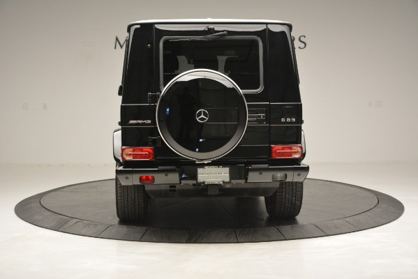 Used 2016 Mercedes-Benz G-Class AMG G 65 for sale Sold at Pagani of Greenwich in Greenwich CT 06830 6