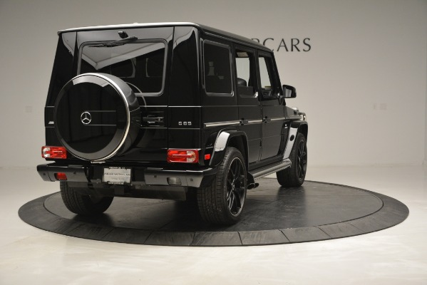 Used 2016 Mercedes-Benz G-Class AMG G 65 for sale Sold at Pagani of Greenwich in Greenwich CT 06830 7