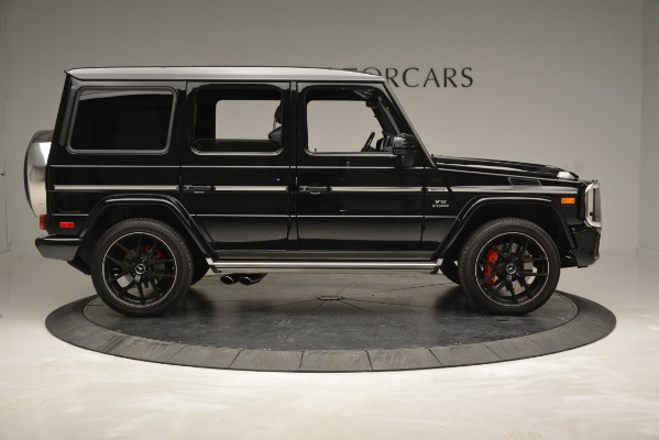 Used 2016 Mercedes-Benz G-Class AMG G 65 for sale Sold at Pagani of Greenwich in Greenwich CT 06830 9
