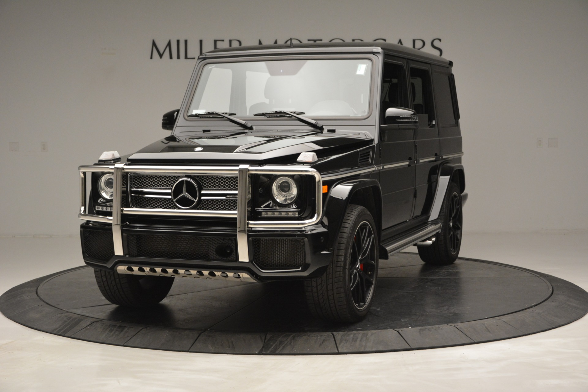Used 2016 Mercedes-Benz G-Class AMG G 65 for sale Sold at Pagani of Greenwich in Greenwich CT 06830 1