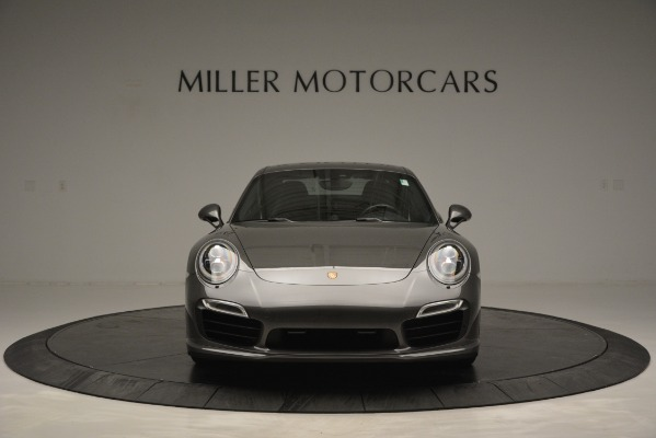 Used 2015 Porsche 911 Turbo S for sale Sold at Pagani of Greenwich in Greenwich CT 06830 12