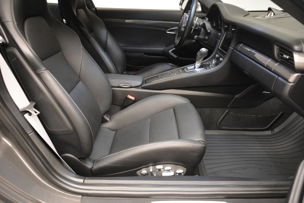 Used 2015 Porsche 911 Turbo S for sale Sold at Pagani of Greenwich in Greenwich CT 06830 20