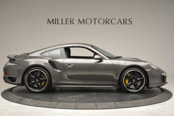 Used 2015 Porsche 911 Turbo S for sale Sold at Pagani of Greenwich in Greenwich CT 06830 9