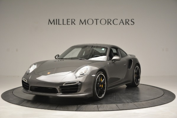 Used 2015 Porsche 911 Turbo S for sale Sold at Pagani of Greenwich in Greenwich CT 06830 1