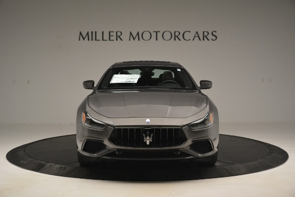 New 2019 Maserati Ghibli S Q4 GranSport for sale Sold at Pagani of Greenwich in Greenwich CT 06830 13