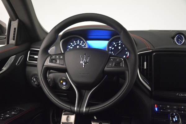 New 2019 Maserati Ghibli S Q4 GranSport for sale Sold at Pagani of Greenwich in Greenwich CT 06830 25