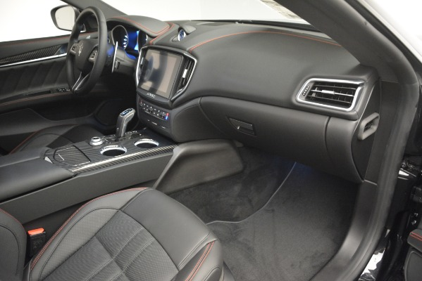 New 2019 Maserati Ghibli S Q4 GranSport for sale Sold at Pagani of Greenwich in Greenwich CT 06830 28