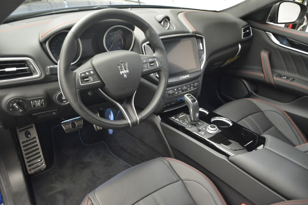 New 2019 Maserati Ghibli S Q4 GranSport for sale Sold at Pagani of Greenwich in Greenwich CT 06830 14