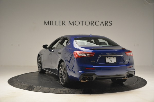 New 2019 Maserati Ghibli S Q4 GranSport for sale Sold at Pagani of Greenwich in Greenwich CT 06830 5