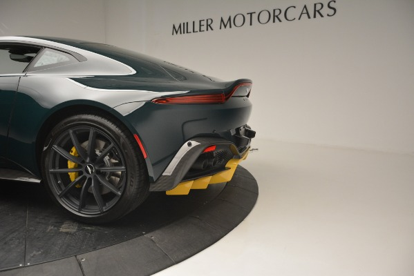 Used 2019 Aston Martin Vantage Coupe for sale Sold at Pagani of Greenwich in Greenwich CT 06830 17