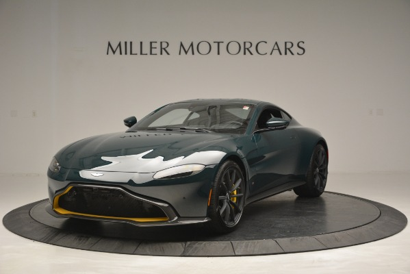 Used 2019 Aston Martin Vantage Coupe for sale Sold at Pagani of Greenwich in Greenwich CT 06830 2