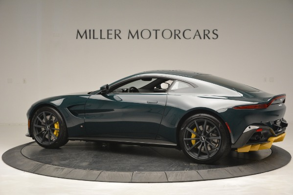 Used 2019 Aston Martin Vantage Coupe for sale Sold at Pagani of Greenwich in Greenwich CT 06830 4