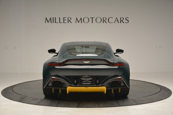 Used 2019 Aston Martin Vantage Coupe for sale Sold at Pagani of Greenwich in Greenwich CT 06830 6