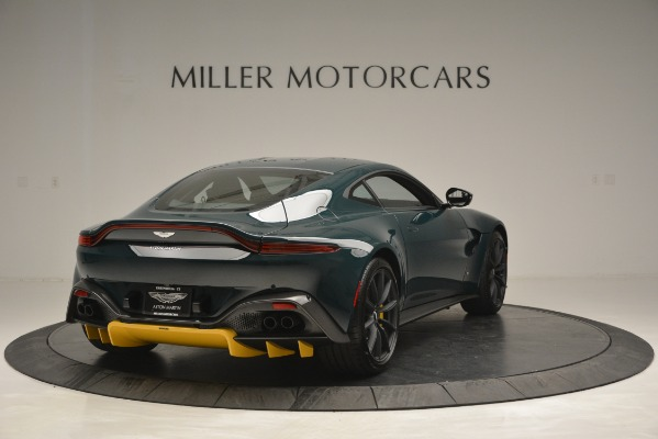 Used 2019 Aston Martin Vantage Coupe for sale Sold at Pagani of Greenwich in Greenwich CT 06830 7