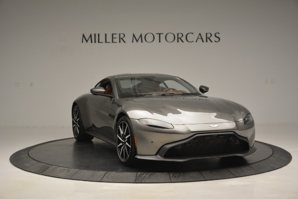 Used 2019 Aston Martin Vantage for sale Sold at Pagani of Greenwich in Greenwich CT 06830 10