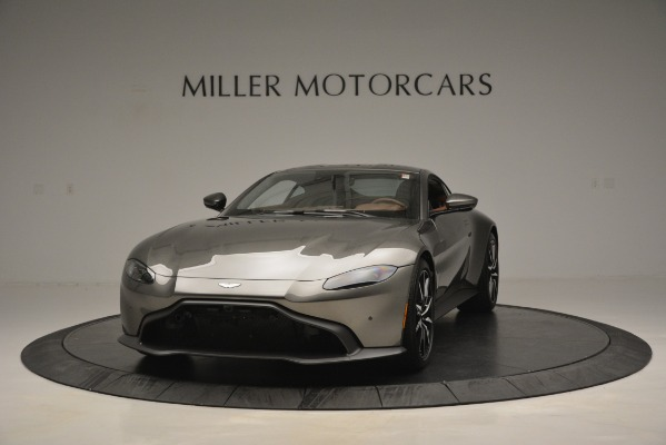 Used 2019 Aston Martin Vantage for sale Sold at Pagani of Greenwich in Greenwich CT 06830 12