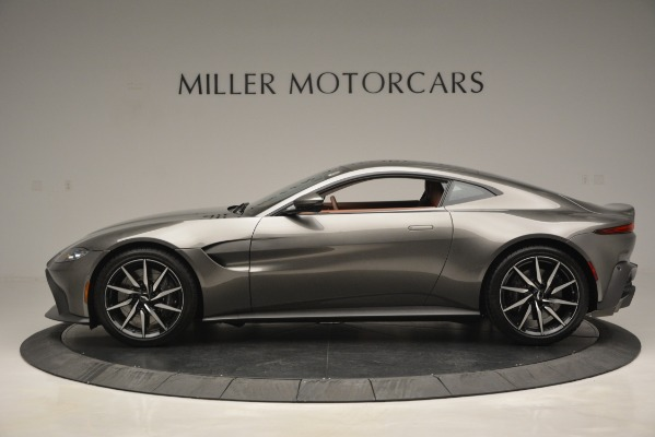 Used 2019 Aston Martin Vantage for sale Sold at Pagani of Greenwich in Greenwich CT 06830 2