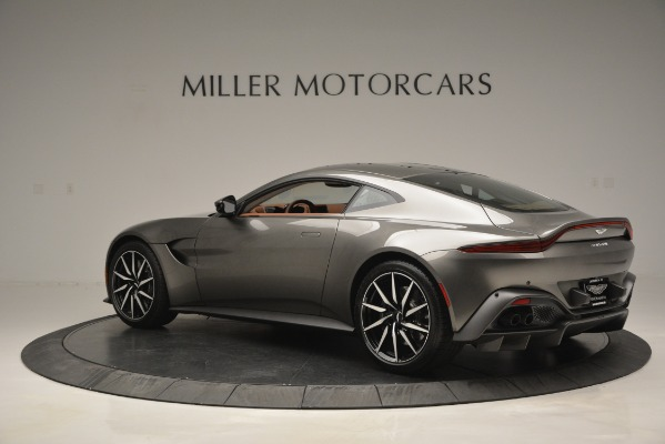 Used 2019 Aston Martin Vantage for sale Sold at Pagani of Greenwich in Greenwich CT 06830 3