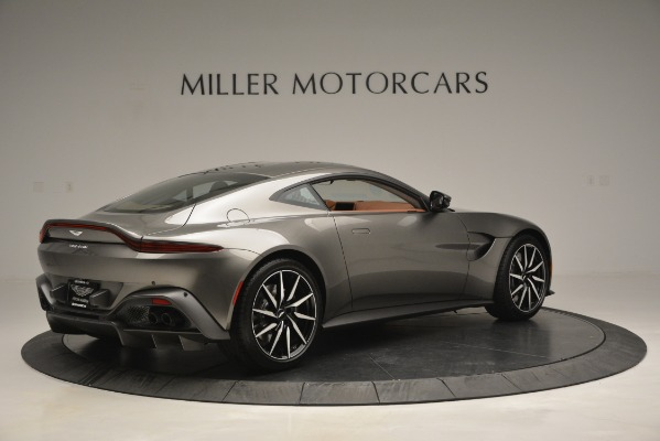 Used 2019 Aston Martin Vantage for sale Sold at Pagani of Greenwich in Greenwich CT 06830 7
