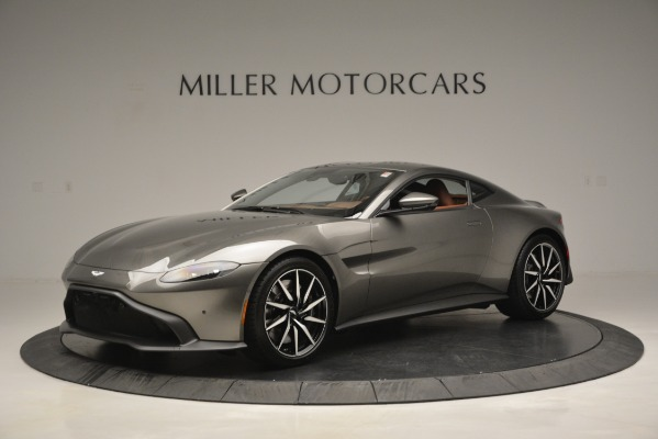 Used 2019 Aston Martin Vantage for sale Sold at Pagani of Greenwich in Greenwich CT 06830 1