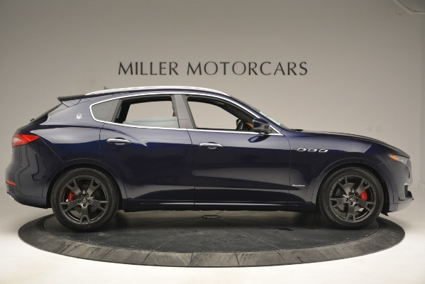 New 2019 Maserati Levante Q4 GranLusso for sale Sold at Pagani of Greenwich in Greenwich CT 06830 10