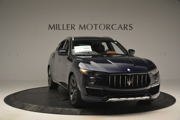 New 2019 Maserati Levante Q4 GranLusso for sale Sold at Pagani of Greenwich in Greenwich CT 06830 13