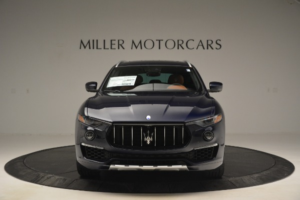 New 2019 Maserati Levante Q4 GranLusso for sale Sold at Pagani of Greenwich in Greenwich CT 06830 14