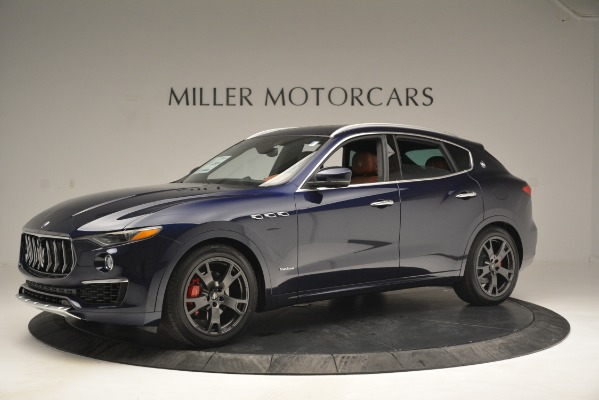 New 2019 Maserati Levante Q4 GranLusso for sale Sold at Pagani of Greenwich in Greenwich CT 06830 2