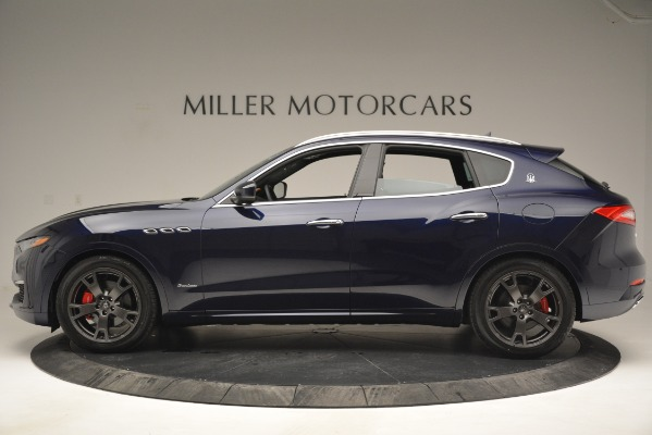 New 2019 Maserati Levante Q4 GranLusso for sale Sold at Pagani of Greenwich in Greenwich CT 06830 4