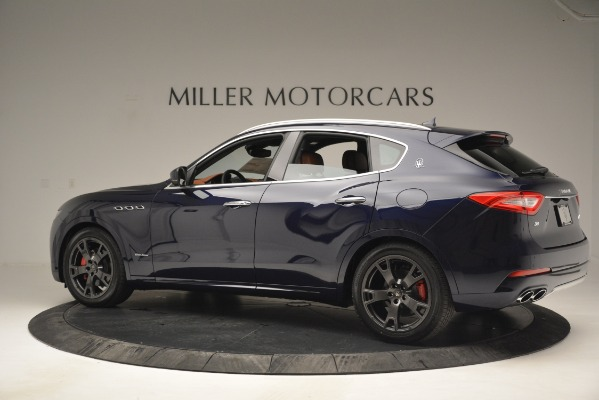 New 2019 Maserati Levante Q4 GranLusso for sale Sold at Pagani of Greenwich in Greenwich CT 06830 5