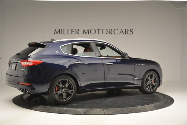 New 2019 Maserati Levante Q4 GranLusso for sale Sold at Pagani of Greenwich in Greenwich CT 06830 9