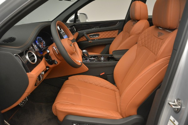New 2019 Bentley Bentayga V8 for sale Sold at Pagani of Greenwich in Greenwich CT 06830 18