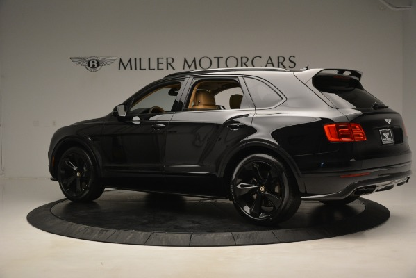 New 2019 Bentley Bentayga V8 for sale Sold at Pagani of Greenwich in Greenwich CT 06830 3