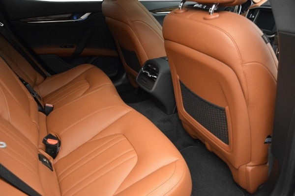 Used 2015 Maserati Ghibli S Q4 for sale Sold at Pagani of Greenwich in Greenwich CT 06830 18